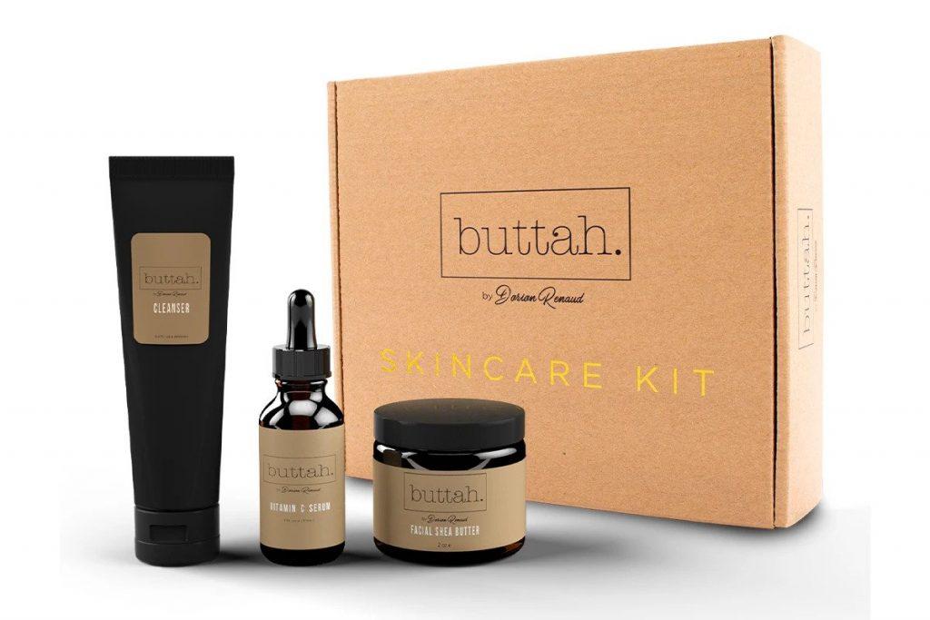 Beauty kit from Buttah