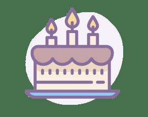 <b>Birthday</b>