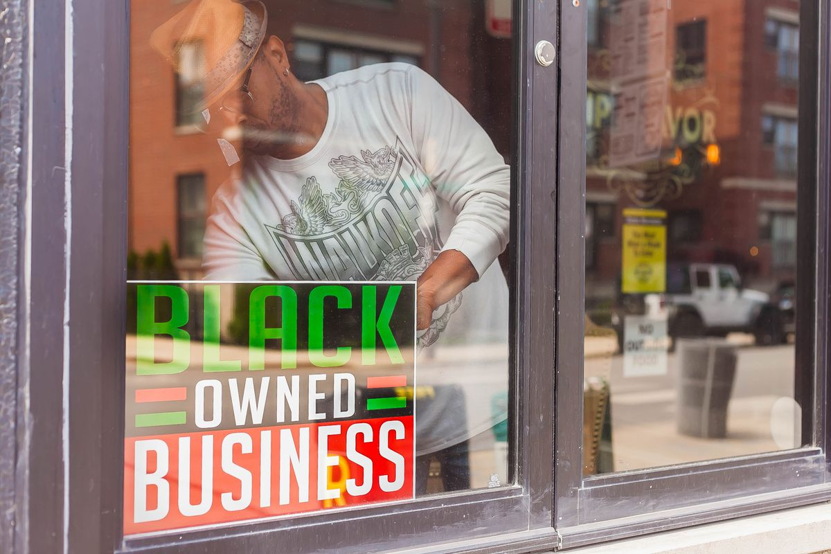 Black owned business support