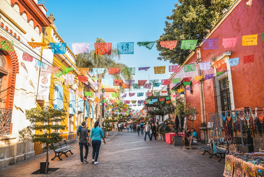 Mexico City travel with one of the best gifts of 2021